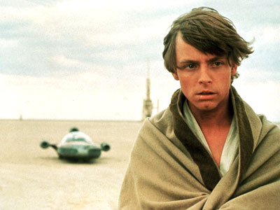 Mark Hamill, Star Wars: Episode IV - A New Hope