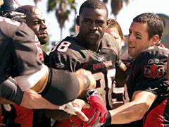 Adam Sandler, The Longest Yard