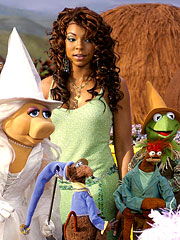 Ashanti, The Muppets' Wizard of Oz