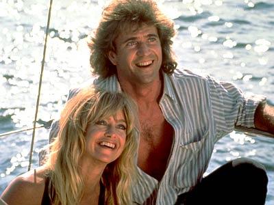 Mel Gibson, Goldie Hawn, ...