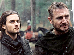 Liam Neeson, Orlando Bloom, ...