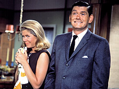 Dick York, Bewitched, ...