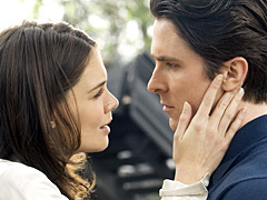 Katie Holmes, Christian Bale, ...