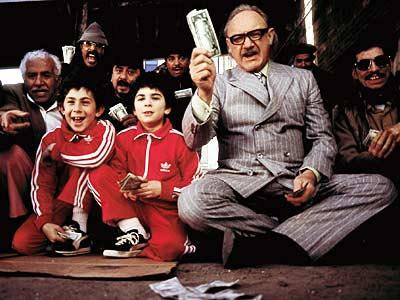 Gene Hackman, The Royal Tenenbaums