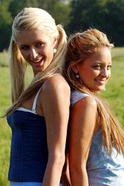 Paris Hilton, Nicole Richie, ...