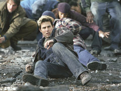 Tom Cruise, War of the Worlds