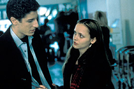Jason Biggs, Christina Ricci, ...