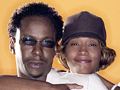 Bobby Brown, Whitney Houston