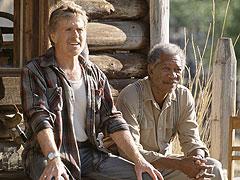 Morgan Freeman, Robert Redford, ...