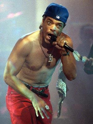 Ice-T, The Arsenio Hall Show