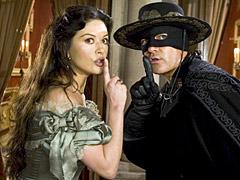 Antonio Banderas, Catherine Zeta-Jones, ...