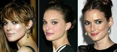 Winona Ryder, Keira Knightley, ...