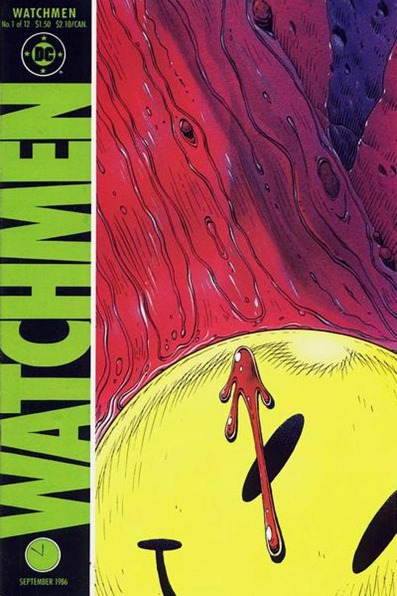 Watchmen # 1 Comic (1986)