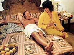Jack Nicholson, Maria Schneider, ...
