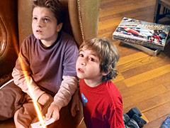 Jonah Bobo, Josh Hutcherson, ...