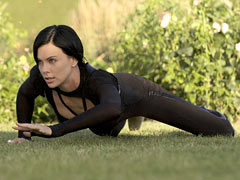 Charlize Theron, Aeon Flux