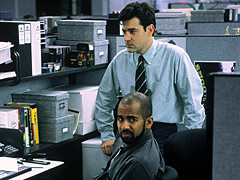 Ajay Naidu, Ron Livingston, ...