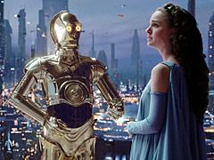 Natalie Portman, Star Wars: Episode III - Revenge of the Sith