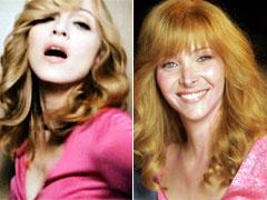 Madonna, Lisa Kudrow, ...