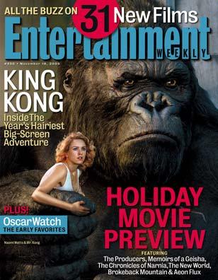 Naomi Watts, King Kong (Movie - 2005)
