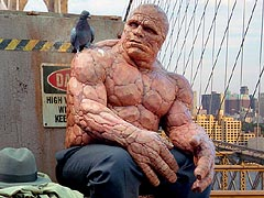 Michael Chiklis, Fantastic Four