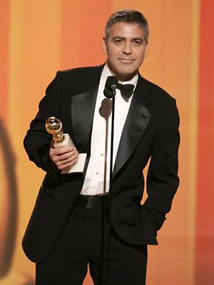 George Clooney, Golden Globe Awards 2006