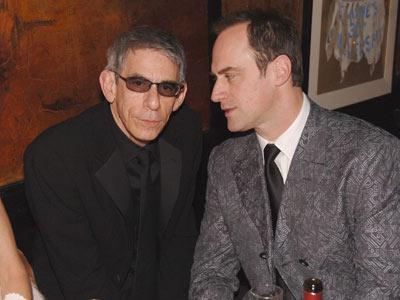 Richard Belzer, Christopher Meloni