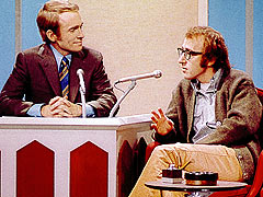 Dick Cavett, Woody Allen