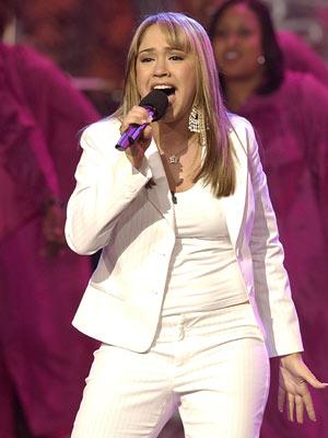 Diana DeGarmo, American Idol