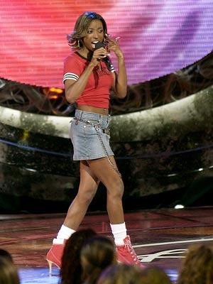 Trenyce, American Idol