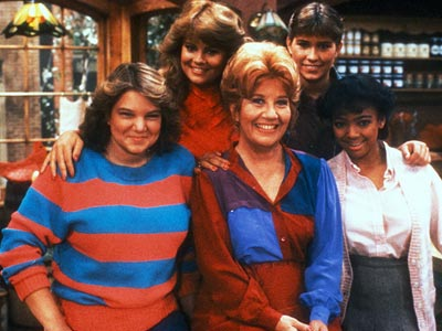 Kim Fields, Mindy Cohn, ... | Lesson: Some girls mature faster than others. After nine seasons learning about The Facts of Life , it was bound to happen: One of the…