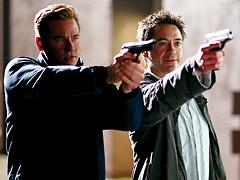 Val Kilmer, Robert Downey Jr., ...