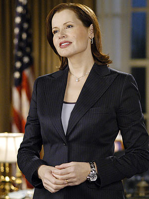 Geena Davis, Commander in Chief   2005-2006, ABC, 18 episodes The Contender 's Rod Lurie was responsible for creating this inspirational drama about the first female president of the United States,…