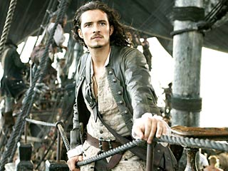 Orlando Bloom, Pirates of the Caribbean: Dead Man's Chest