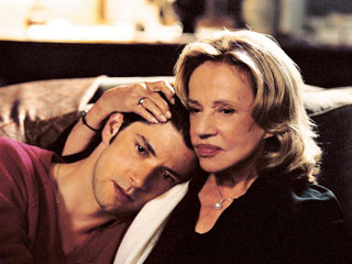 Jeanne Moreau, Melvil Poupaud, ...