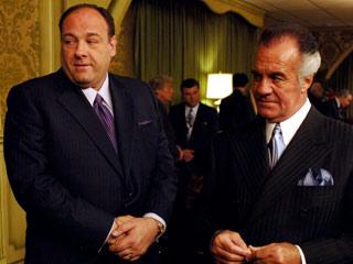 Tony Sirico, James Gandolfini, ...