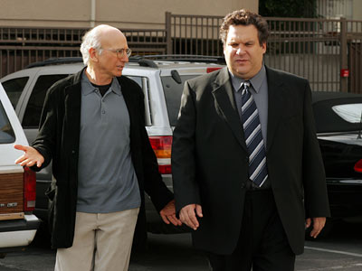 Jeff Garlin, Larry David, ... | Sidekick to: Larry David Curb Your Enthusiasm (2000-present) Would Curb Your Enthusiasm 's Larry be able to make a complete mess of any awkward situation…