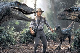Sam Neill, Jurassic Park III