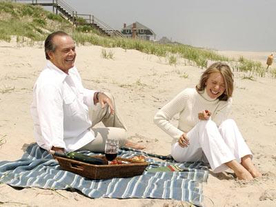 Diane Keaton, Jack Nicholson, ...