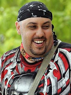 Billy Garcia, Survivor: Cook Islands