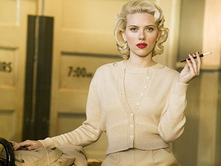 Scarlett Johansson, The Black Dahlia