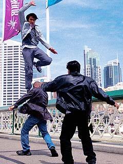 Tony Jaa, The Protector