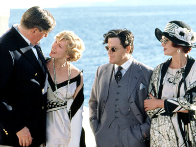 Eddie Izzard, Joanna Lumley, ...