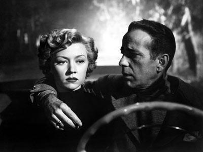 Gloria Grahame, Humphrey Bogart, ...