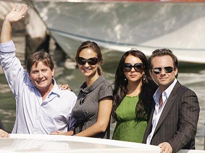 Lindsay Lohan, Emilio Estevez, ...