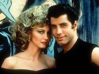 John Travolta, Olivia Newton-John, ...
