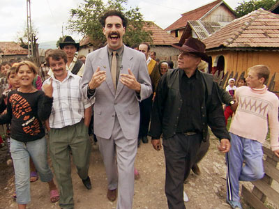 Sacha Baron Cohen, Borat: Cultural Learnings of America for Make Benefit Glorious Nation of Kazakhstan