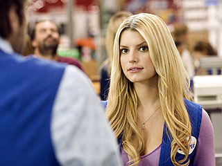 Jessica Simpson, Employee of the Month
