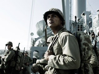 Adam Beach, Flags of Our Fathers