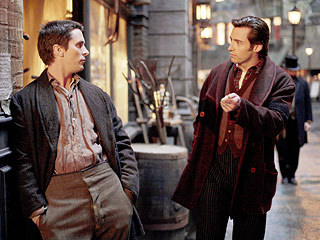 Hugh Jackman, Christian Bale, ...